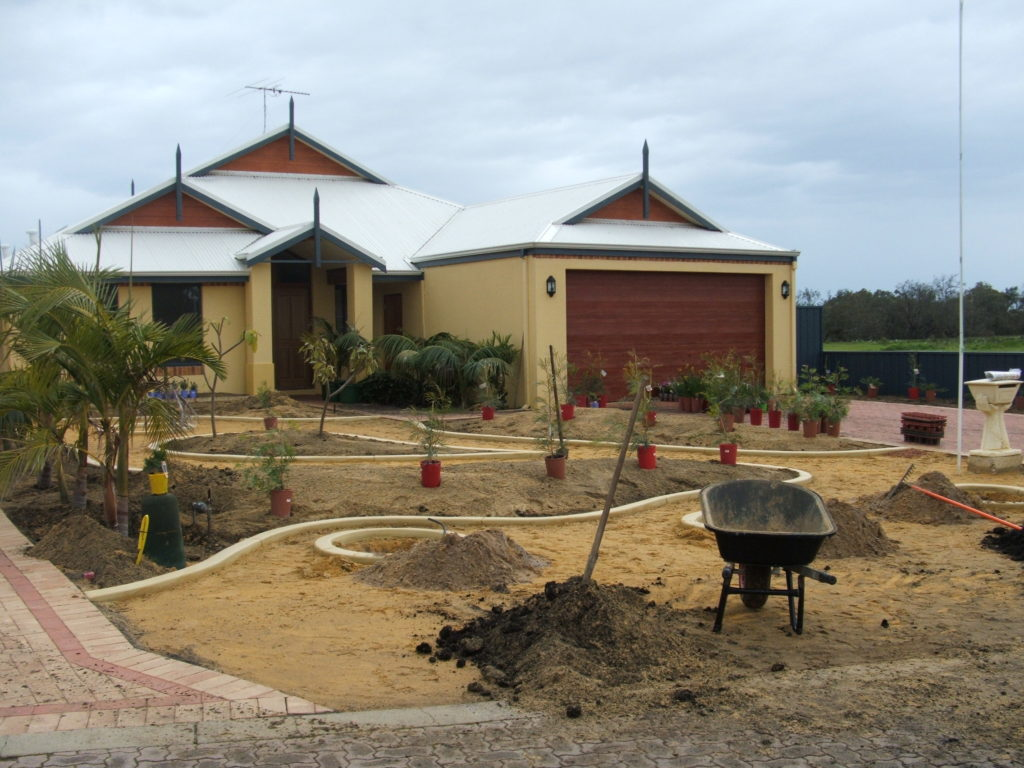 Landscape Construction in Mandurah